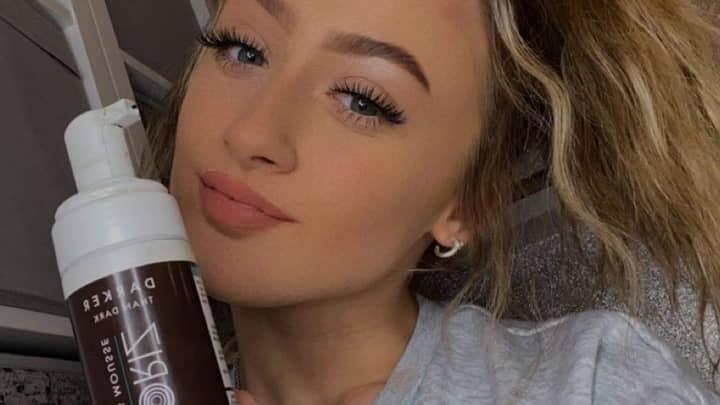 Teenager Mortified After Fake Tan Left Her Looking Like Oompa Loompa