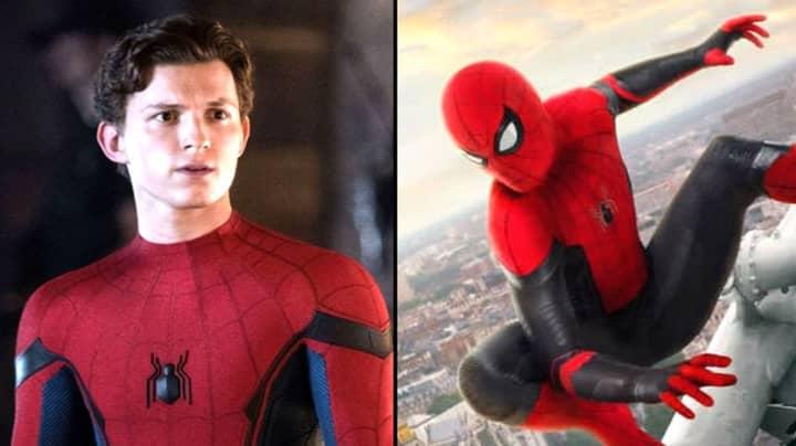 Tom Holland Voted Best Spider-Man By Fans