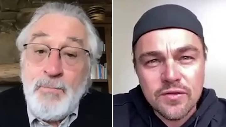 You Could Win A Part In Leonardo DiCaprio And Robert De Niro's Next Film