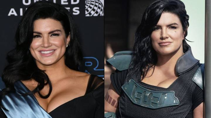 Gina Carano Hits Back Over Star Wars Sacking And Signs New Movie Deal