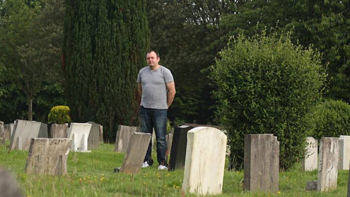 Man Says He's Being Stalked By A Ghost Which Attacked His Ex