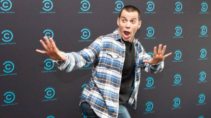 Steve-O Is Being Trolled By Vegans For His Controversial Instagram Post