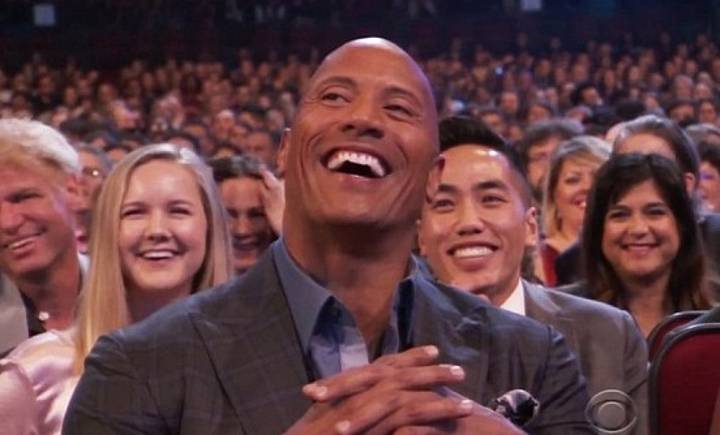 The Rock Was Caught On Camera Flipping Kevin Hart Off