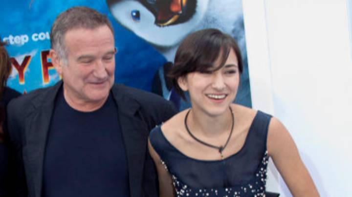 Robin Williams' Daughter Finds Nice Surprise During Isolation Cleaning