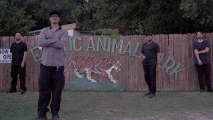 Ghost Adventures Visit Joe Exotic's Zoo To Check Out Creepy Goings On