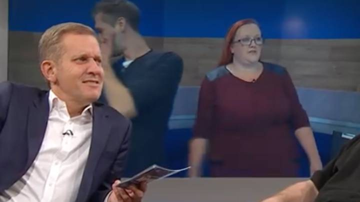 Jeremy Kyle Guest 'Used Toffee Crisp Wrapper As Condom'