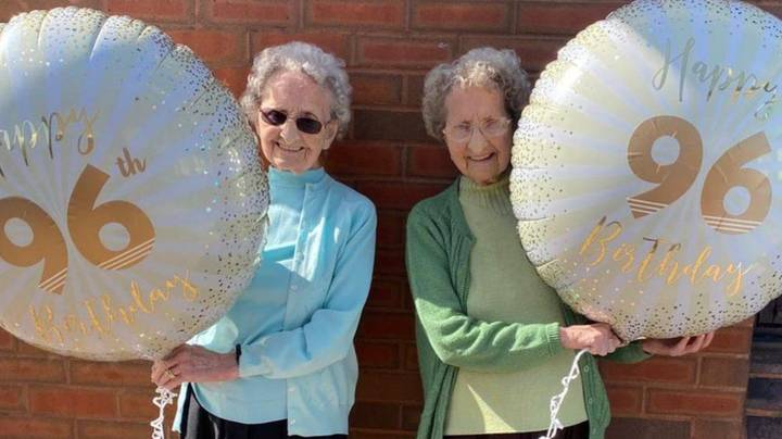 One Of UK's Oldest Identical Twins Dies With Covid
