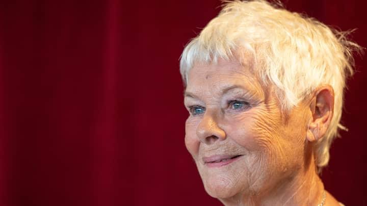 Dame Judi Dench Becomes Oldest Ever British Vogue Cover Star