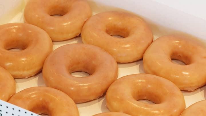 Krispy Kreme Giving Free Doughnuts To People Who Had Lockdown Birthdays