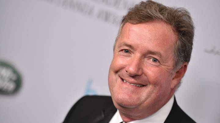 Piers Morgan Extends Good Morning Britain Contract By A Year