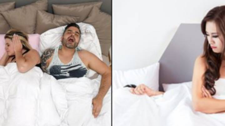Women Lose Three Hours' Sleep A Night Because Of Their Partner, Study Says