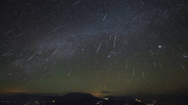 There's Set To Be A Huge Meteor This Weekend