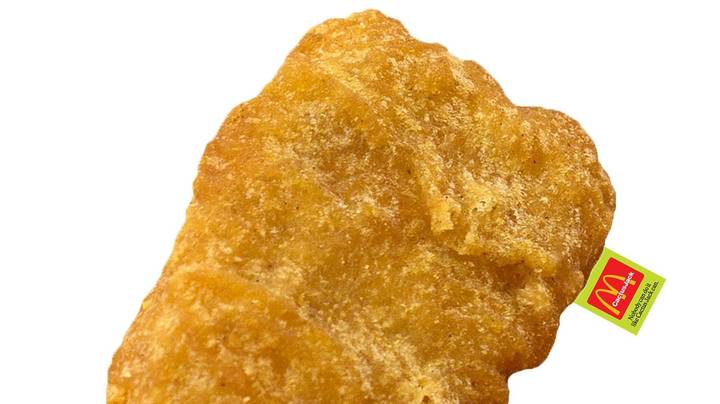 McDonald's Is Selling A Three-Foot Chicken Nugget Pillow