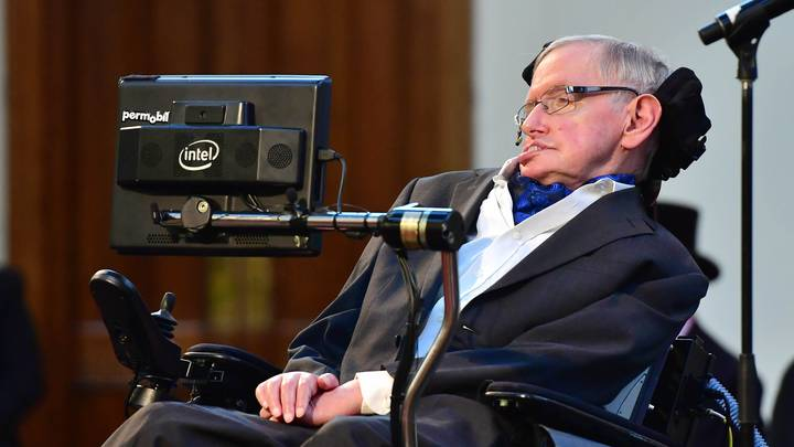 Stephen Hawking Warns 'World Is In Danger' In Message Recorded before He Died