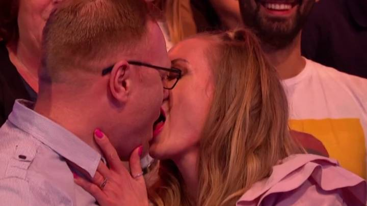 Viewers 'Disgusted' By Sloppy Snog On Ant And Dec's Saturday Night Takeaway