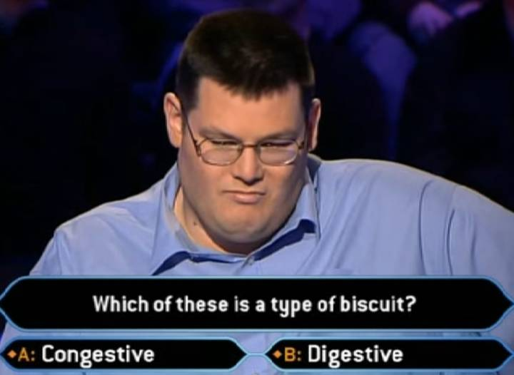 'The Beast' Off 'The Chase' Was Once On 'Who Wants To Be A Millionaire'