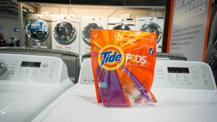 Here's Why It's A Really Bad Idea To Do The 'Tide Pod Challenge'