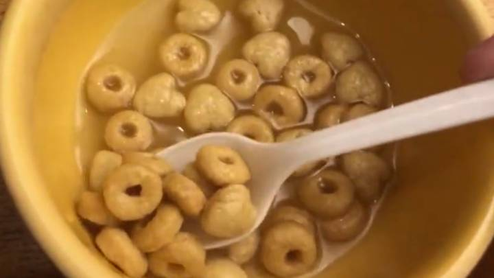 Man Says Cereal Is Better With Water Than Milk, People Disagree