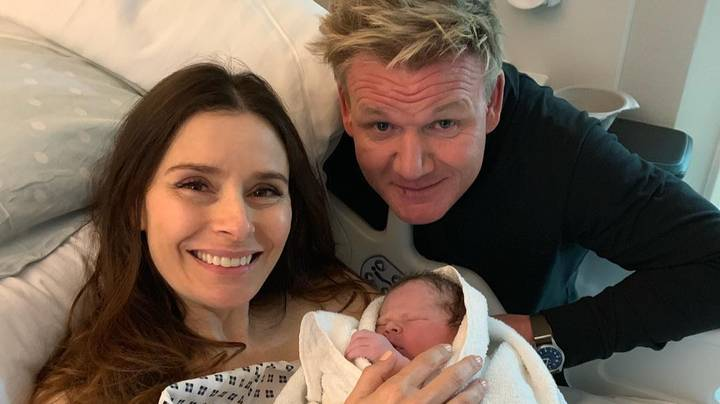 Gordon Ramsay And Wife Tana Welcome Fifth Child