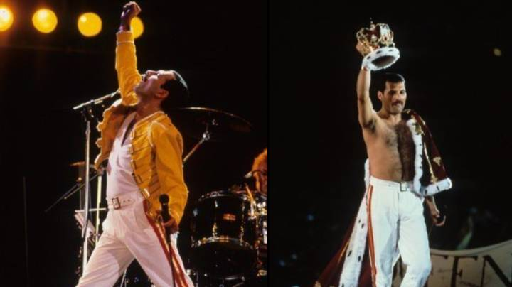 Freddie Mercury Is The Greatest Singer Of All Time, According To Science