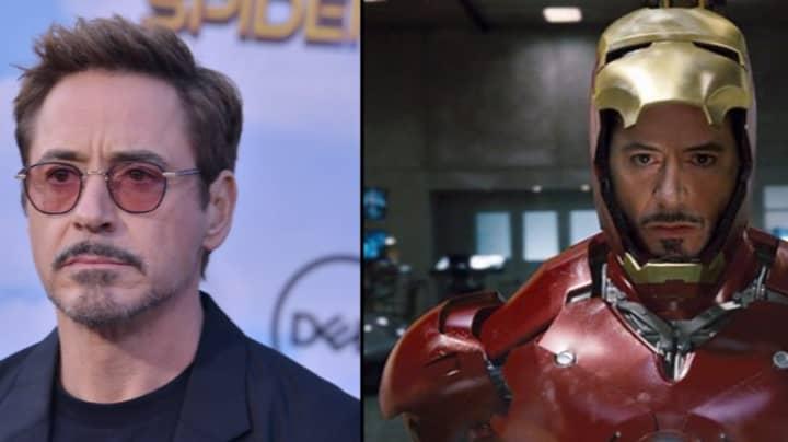 Robert Downey Jr. Has Been Named 'Best Marvel Movie Actor Ever'