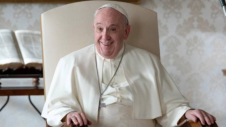 Vatican Is Investigating Pope's Instagram Account Liking Model's Photo