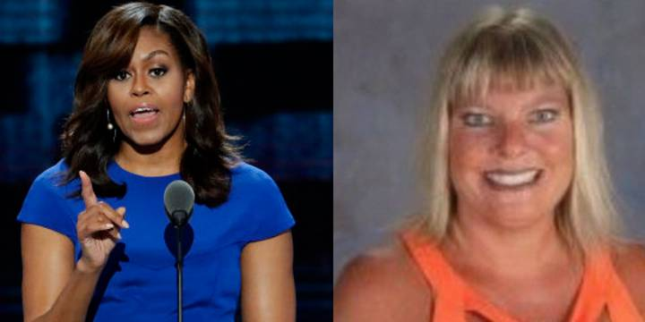 Teaching Assistant Fired After Calling Michelle Obama 'A Gorilla'