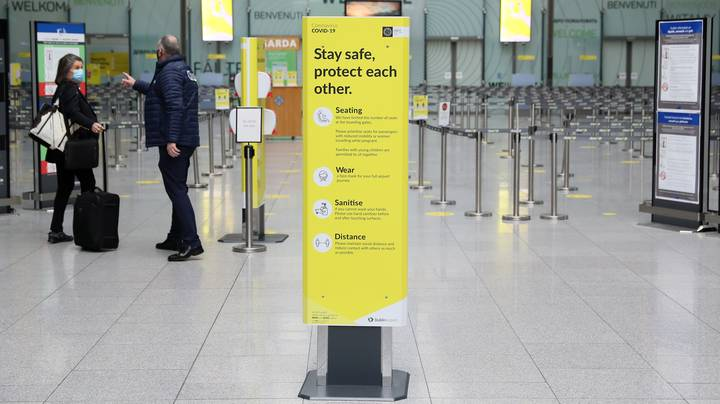 Fines And Jail Sentences Threatened For People Breaking Travel Rules