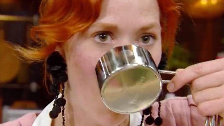Sarah Is Being Hailed A Legend For Most Relatable Moment On MasterChef Australia