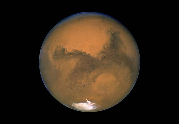 Scientists Actually Found Life On Mars 40 Years Ago