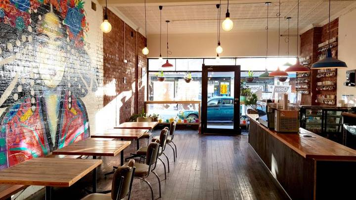 Vegan Cafe Charging 'Man Tax' Closes After Two Years