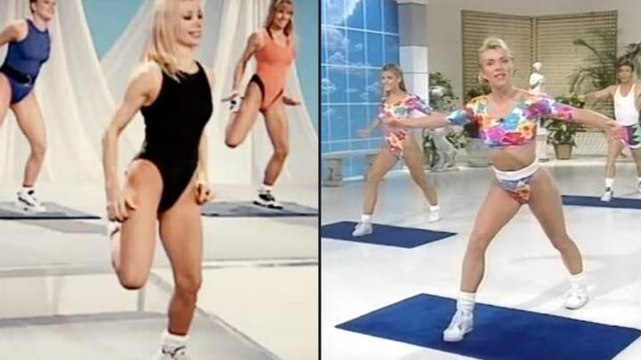 Channel 10 Is Bringing Back Daily Fitness Show Aerobics Oz Style