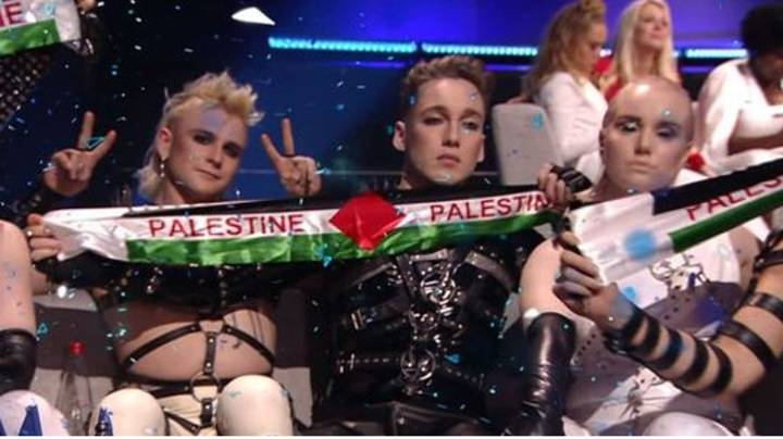 Iceland May Face 'Consequences' Following Israel Protest At Eurovision Song Contest