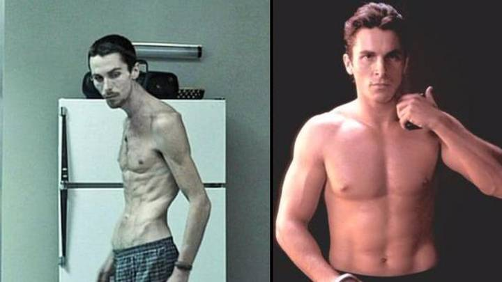 How Christian Bale Got Ripped For 'Batman' Role After 'The Machinist' -  LADbible