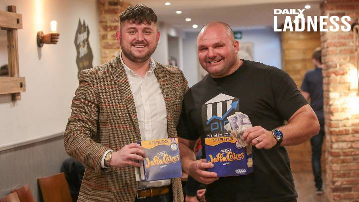 Man Becomes Unofficial British Jaffa Cake Eating Champion After Eating 36 In Three Minutes