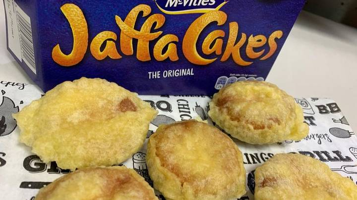 A Chippy In Northern Ireland Is Selling Deep Fried Jaffa Cakes