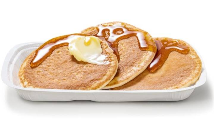 McDonald's Is Selling Pancakes All Day On 25 February To Celebrate Shrove Tuesday