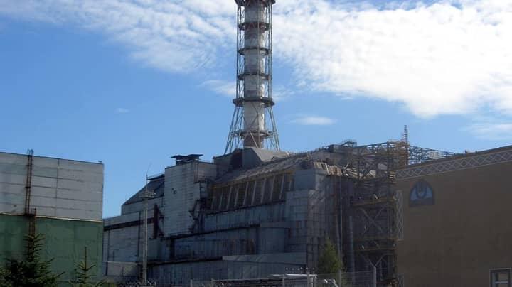 Original Chernobyl 'Sarcophagus' Set To Be Torn Down
