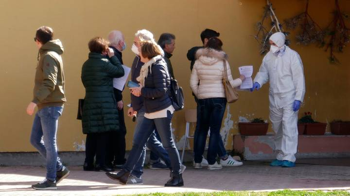 Italian Town Reduces All New Coronavirus Cases To Zero In Matter Of Weeks