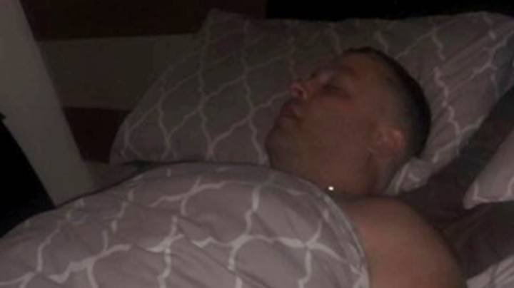 Bloke Fakes Coming Home From Pub To Wife But Prank Backfires When He Goes Viral
