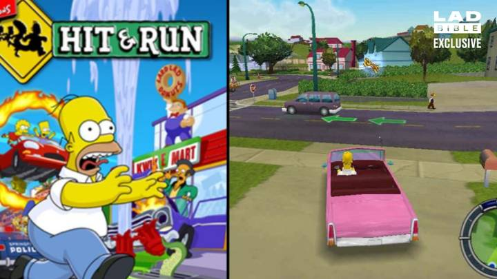 The Simpsons: Hit & Run Could Be Remastered