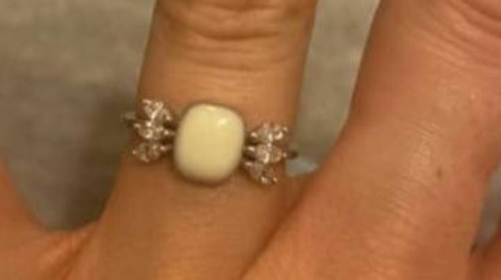 Man Gives Girlfriend 'Special' Engagement Ring Made Out Of Her Breast Milk