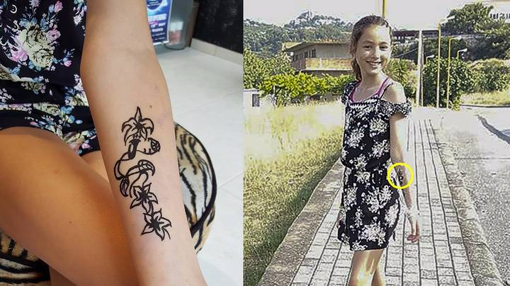 Mum Issues Warning After Daughter Gets Horrific Scar From Henna Tattoo