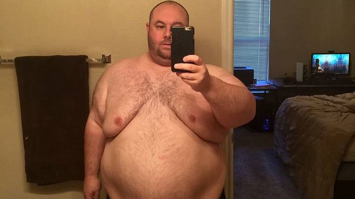 Man Loses 16 Stone After Weight Gain And 'Lack Of Sex Drive' Led To Divorce