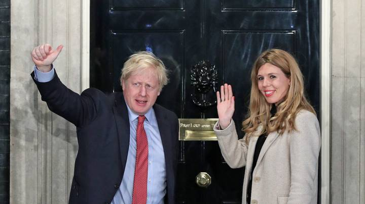Boris Johnson And Carrie Symonds Name Their Son Wilfred Lawrie Nicholas Johnson