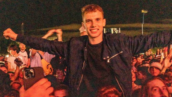 Festival Goer Hailed As Hero After Digging Up Buckfast Buried Days Ago