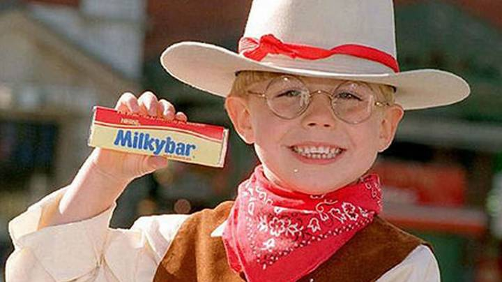 Nestlé Is Looking For A New Adult Milkybar Kid In Australia