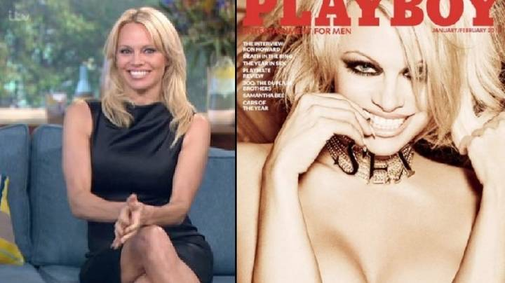 Pam anderson porn star