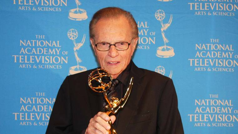 Larry King Has Died At The Age Of 87