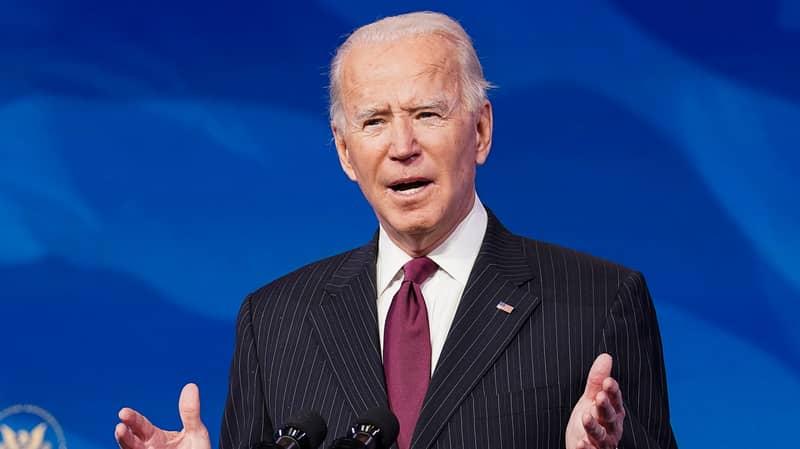 Joe Biden Will Get Coronavirus Vaccine On Live Television Next Week